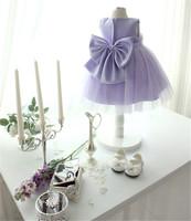 Детское платье retail Princess Dress Sleeveless Textured Flower Decor Layered Girl Dresses Girls' Gown sly083