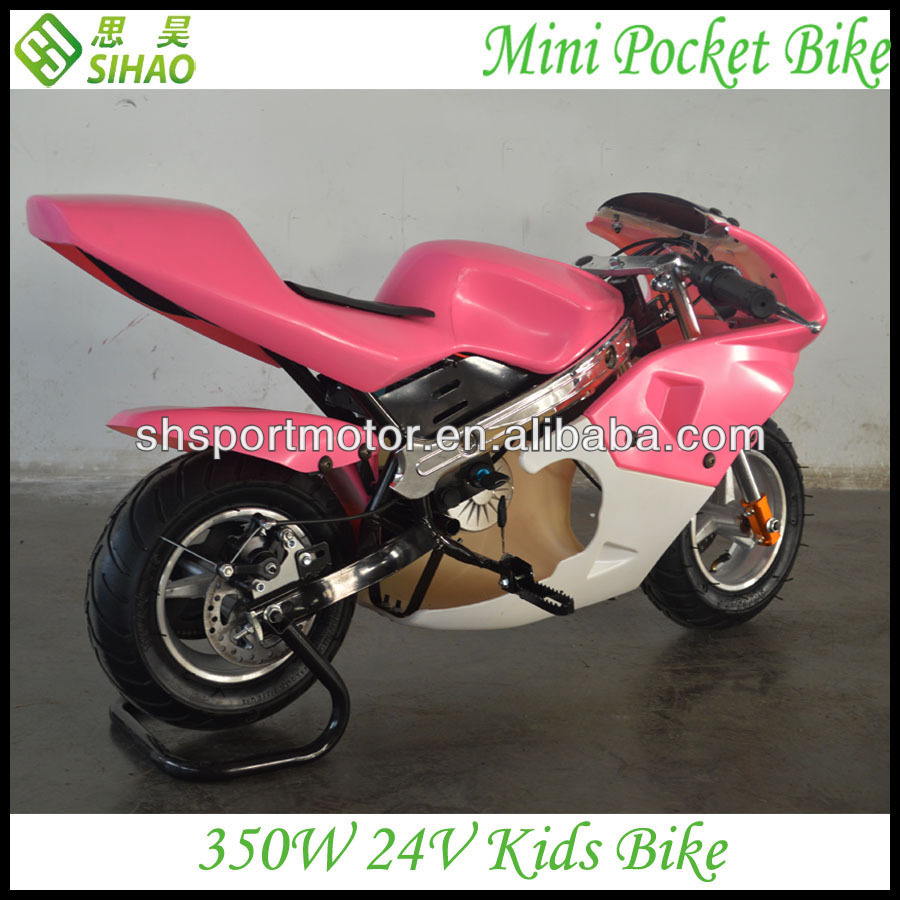 Chinese Battery Motorcycle 500w 36v Electric Pocket bike