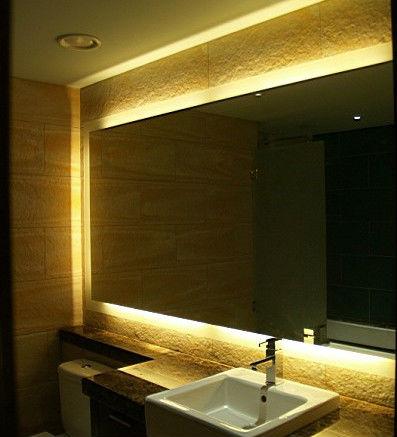 bao espejo sin niebla espejo del led iluminacin led espejo de pared para bao