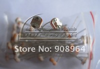 wholesale 200pcs/lot 5528 GL5528 5MM Photoresistor Light Dependent Resistor LDR  Photoconductive resistance