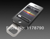 10 pcs/lot Wholesale Stainless Steel Beer Bottle Opener Hard Case For iPhone 5 5S Slide Out Bottle Opener Hard Case FreeShipping