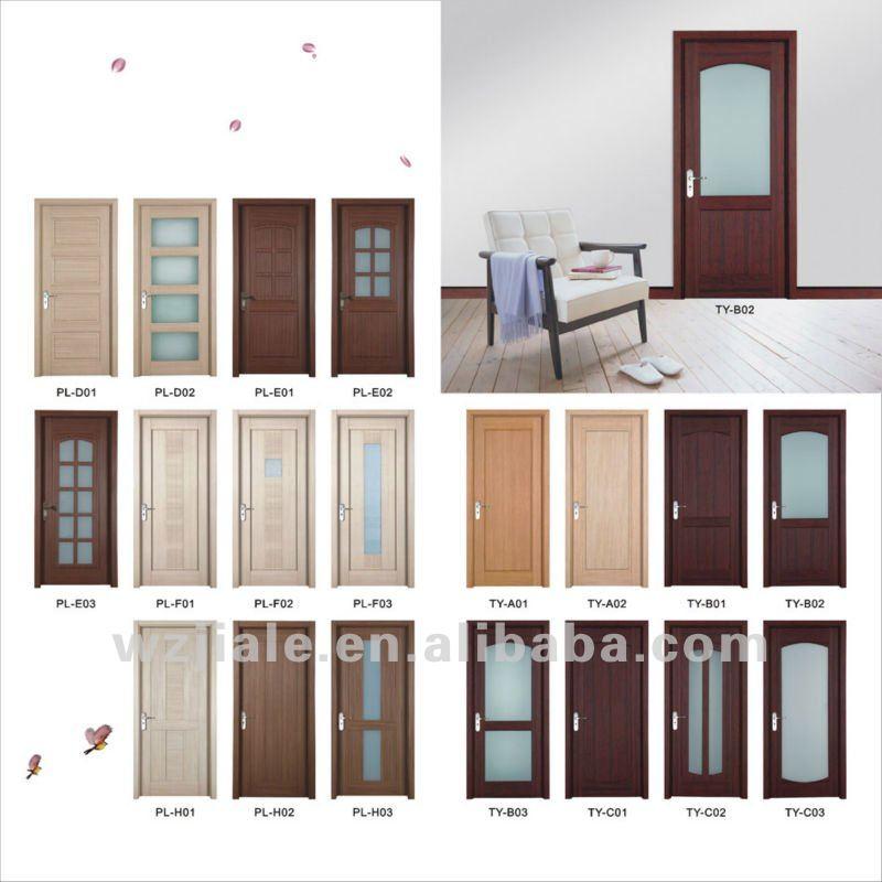 Best wood door design interior door bedroom door view for Bedroom door designs in wood