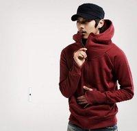 Мужская толстовка 2012 New arrived hoodies jackets for men, men's casual jacket hedging Slim Hooded sweater