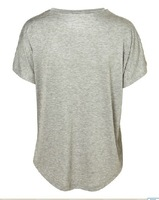 Женская футболка ECR FASHION TB1708 ECR TB1708