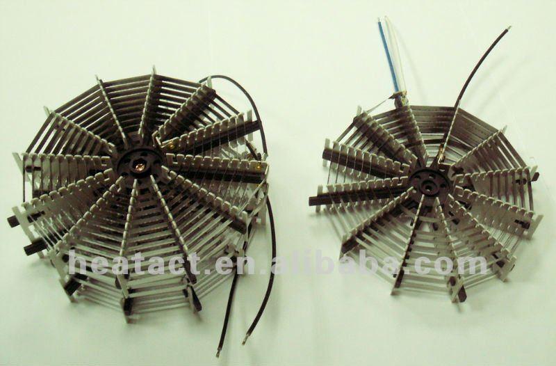 1400W-2000W Electronic Turbo Fan Heater