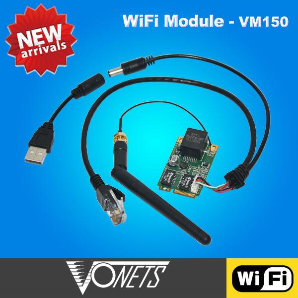 ethernet router module