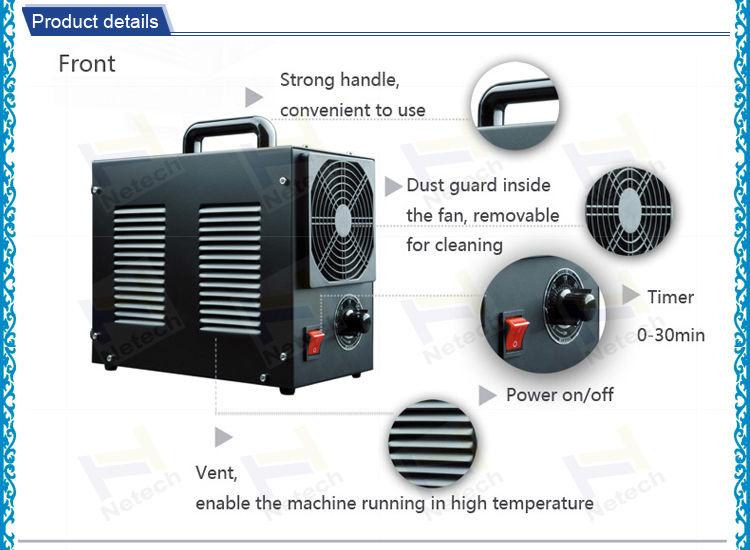 cigarette smoke eliminator machine