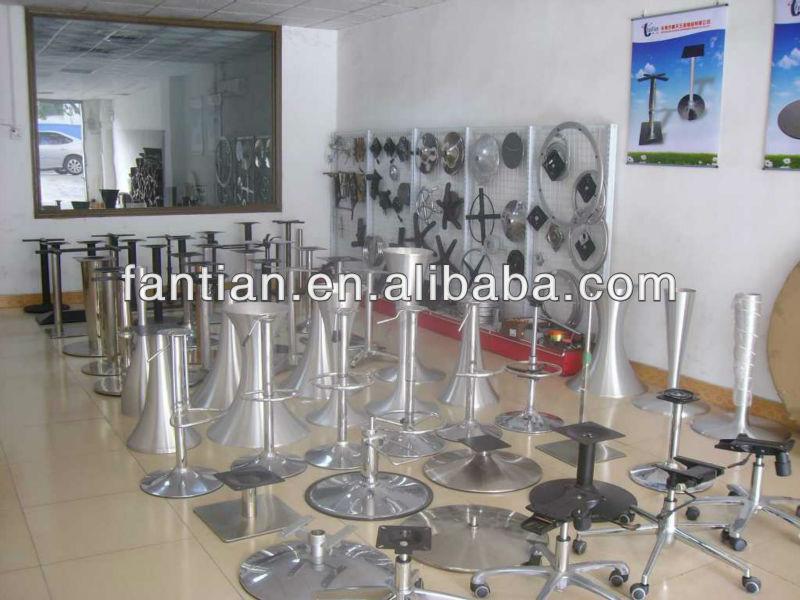 Piernas de hierro forjado mesa comedor redonda de alta calidad ...
