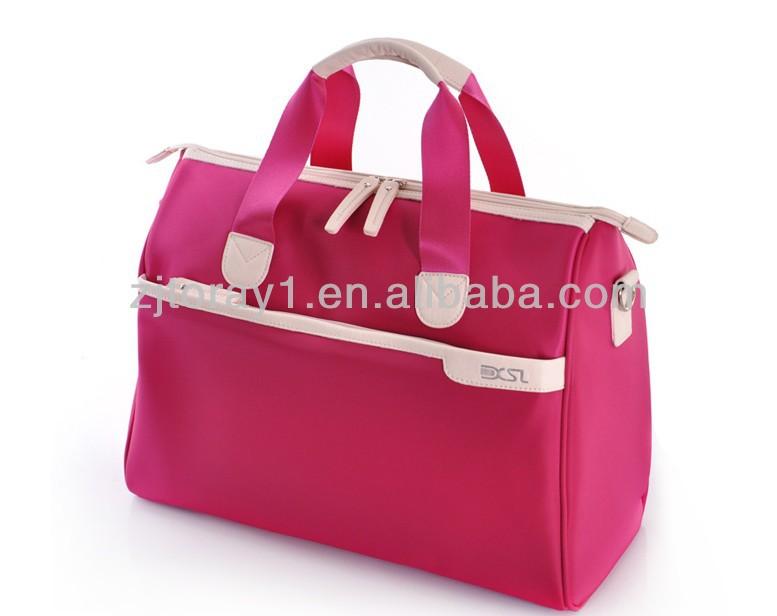 custom waterproof korea style travel bag