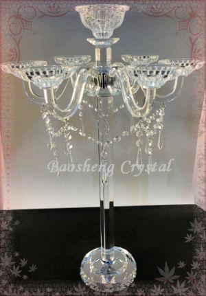 Nueva llegada! Centros de mesa candelabros wedding altos claro ...