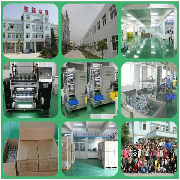 250V 370V 400V 450V 1-120uF Air Conditioner AC Motor Run Capacitor