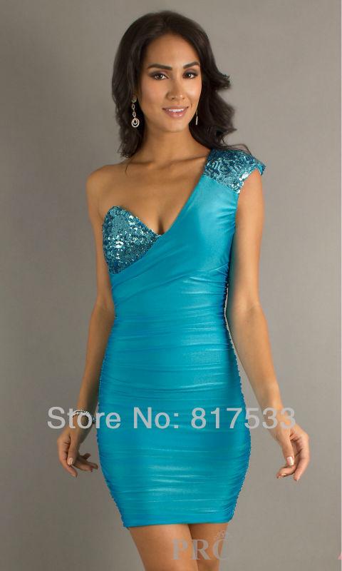 Imagenes de vestidos color azul turquesa - Imagui