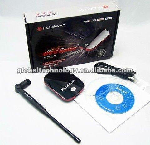 Blueway BT-N9200 Ralink RT3070 150M Wireless USB Adapter