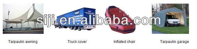 Pvc tarpaulin backpack