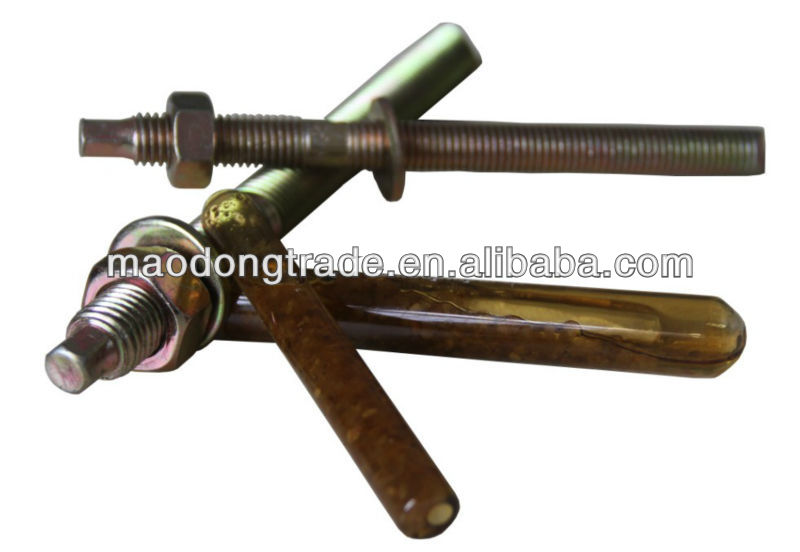 Carbon steel high tensile anchor bolts