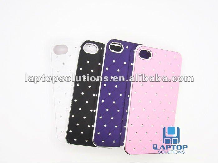 Luxury Bling Crystal Diamond Star design Case For iPhone 4G 4S