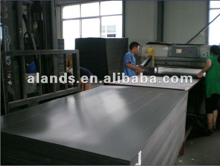 Printing rigid pvc sheet