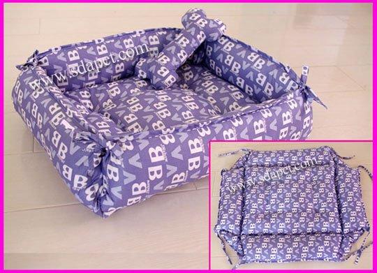 Make Dog Bed Out Of Old Comforter