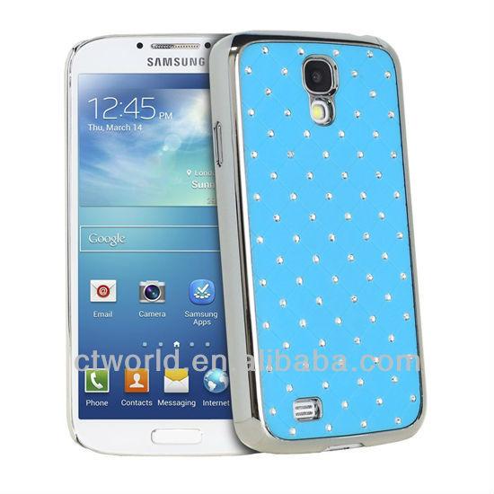 diamond bling Hard cover case for samsung s4 mini i9190