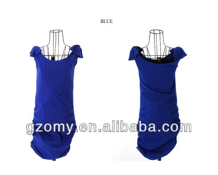 2013 new picture sexy bandage fashion lady dress design