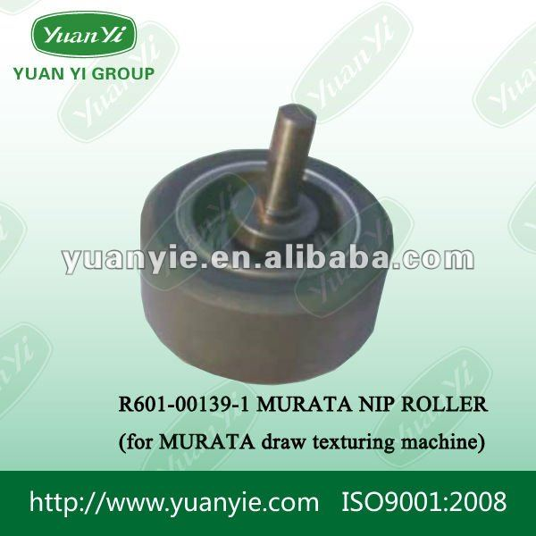 Barmag pressure roller for texturing machine