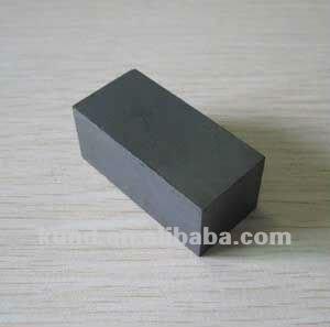 block ferrite magnet