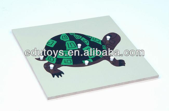 Montessori Botany Puzzles - Montessori Material in China