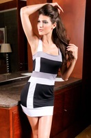 New Arrival, Cpam Free Shipping! Fashion Dress, Clubbing Dresses,  One Size, DL2396