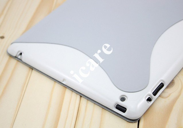 Best Price For iPad 3 Smart Cover Case Muti-Colors Spider Design Magnetic Smart Case For New iPad3 With Stand Style Free Ship