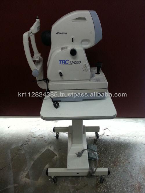 Used Non-Mydriatic Retinal Camera** Topcon NW 200**