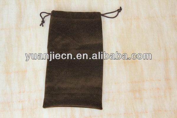 velvet pouch 0364