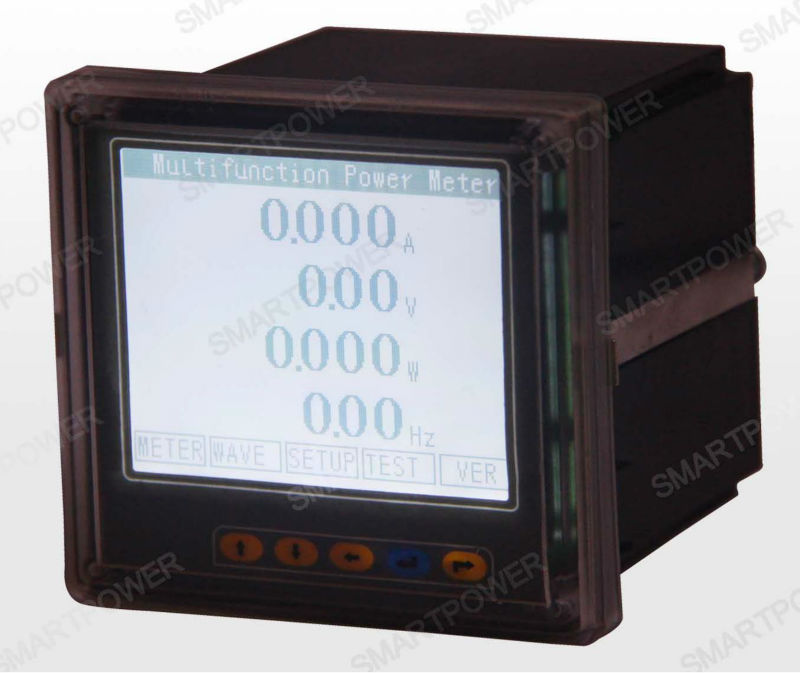 Smart Grid Power Meter Intelligent Energy Meter CE Meter Power Analyzer