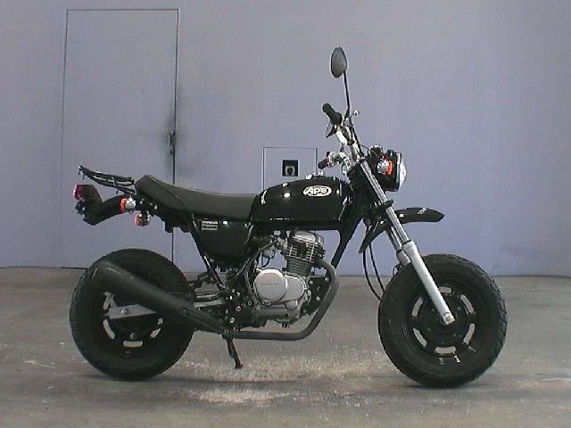 Bikes Honda 50 APE AC Used HONDA