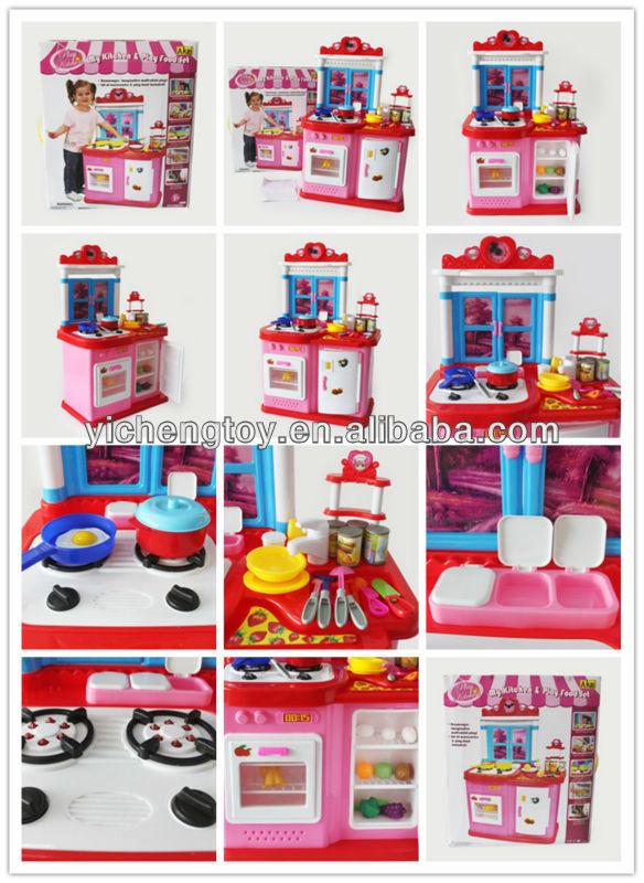Modern Kitchen Toy Set Diy Kids Plastic Play Kitchen Set Buy Modern Kitchen