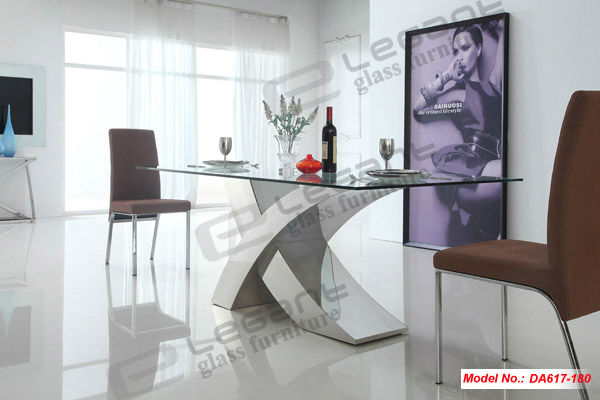 Mesa de comedor vidrio - Bases de marmol para mesas de comedor ...