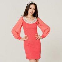 Женское платье & XL 2XL 3XL 4XL 8137