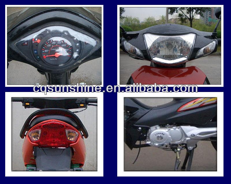 Chinese Charming Bajaj Model 110CC Two Wheel Motorcycle (SX110-2C)