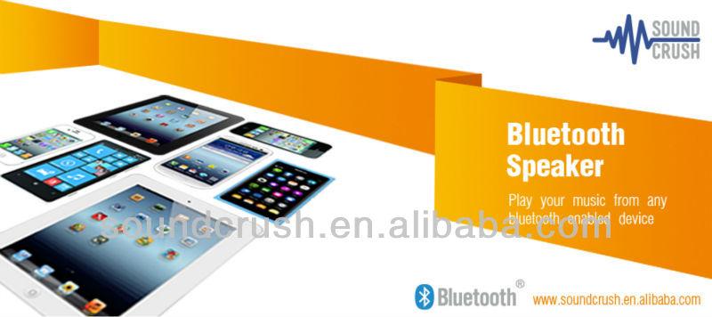 2014 Cube NFC Mini Bluetooth Speaker 2.0channel,bluetooth accessories