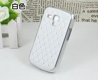 Чехол для для мобильных телефонов For Samsung Galaxy S Duos S7562 Case Cover S7562 Luxury Diamante Diamond Bling Chrome