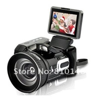 Цифровая фотокамера Damcorder Digital Video Camcorder with Optical Telescope Zoom and Wide-angle Lens HD9100 1Piece HK post
