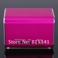 Free Shipping Dropshipping Micro SD Music Player TF player mini speaker for laptop