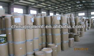 pearl pigment for ceramics and enamel manufacturering