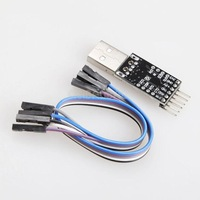 USB 2.0 to UART TTL 6PIN Connector Module Serial Converter CP2012 #gib