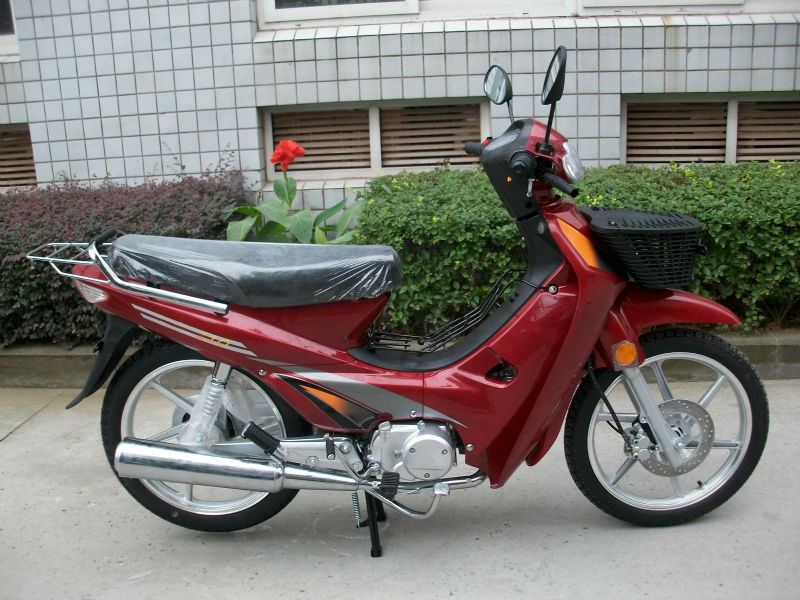 110cc Gas Best Selling CUB Chongqing Motorcycle