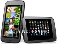 Планшетный ПК Freelander PD10 Quad Core Tablet PC 7 Inch IPS Screen Exynos 4412 Android 4.0 2GB RAM 16GB GPS Bluetooth Dual Camera HDMI Black