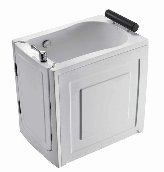 Q376 For Old Man Portable Walk In Bathtub With Shower Stool Walk In Tub Buy
