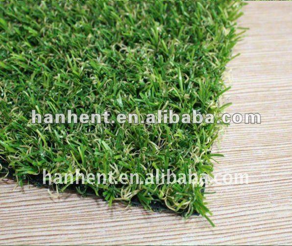 Поддельные трава для украшения дома