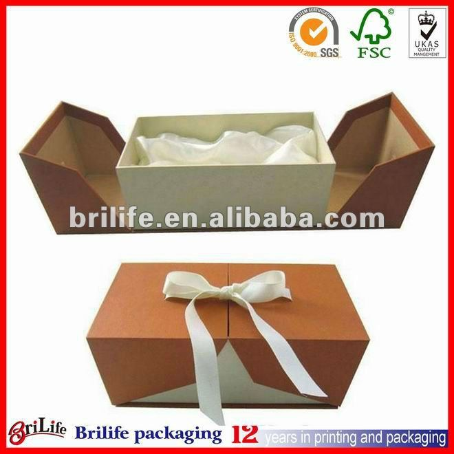 Perfume Packaging Box Design Templates View