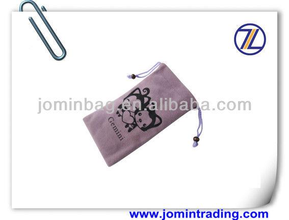 2013 cartoon cotton mobile phone case