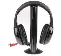 for MP3 PC TV CD AUDIO 5 in 1 wireless earphone